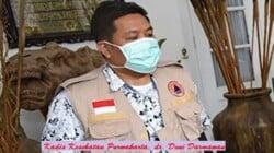 Kepala Dinas Kesehatan Kabupaten Purwakarta, Jawa Barat, dr. Deni Darmawan