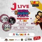 Saksikan Virtual Konser Pertama Musisi Purwakarta di J Live DIGITAL MUSIK FEST