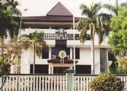 Kantor DPRD Kabupaten Karawang