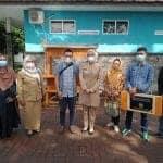 Pemkab Purwakarta Bagikan Puluhan Gerobak Angkringan Kepada Pedagang Ekonomi Lemah