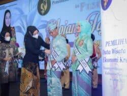 Brian Jevon Tanuwijaya dan Marshanda Nurfitria Ditetapkan Mojang Jajaka Purwakarta 2021