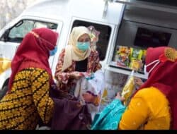 Pasukan Emak-emak Ceu Ati Pastikan Melindungi Hak Konsumen di Purwakarta
