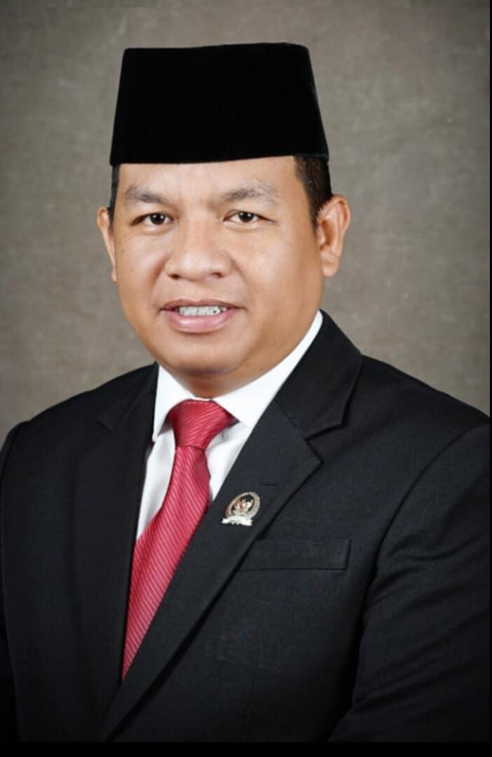 Ketua Fraksi Partai Gerinda DPRD Purwakarta, Zusyef Gunawan, SE