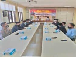 Kapolres Subang Kukuhkan Pengurus Da'i Kamtibmas