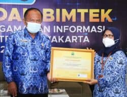 Diskominfo Kabupaten Purwakarta yang Terbaik di Jawa Barat Urusan Persandian