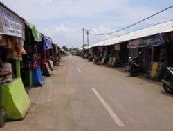 Sebanyak 300 Orang Pedagang Pasar Ciranjang Menjerit Tak Ada Pembeli