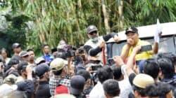 Wakil Gubernur Jawa Barat, Uu Ruzhanul Ulum (pegang mic)
