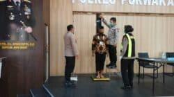 Calon Anggota Polri Yang Telah Terverifikasi Memasuki Tahapan Seleksi Rikmin