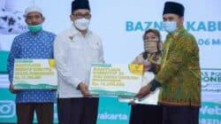 Bantuan Intensif Untuk Guru DTA dan TPQ Dari Baznas Purwakarta