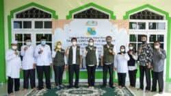 Puluhan Marbot Masjid di Purwakarta Mendapat Santunan dari Jabar Bergerak