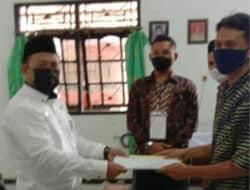 Abdul Hakim Peserta Balon Cakades dari Desa Ciwangi