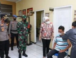 Bupati Apresiasi Upaya Jajaran Polres Purwakarta Melakukan Vaksinasi Massal Di HUT Bhayangkara