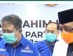 Silaturahmi Partai Demokrat Jawa Barat Kemarkas PKS, Ada Apa?