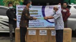 PT Indorama Grup Berikan Bantuan Oxsigen Consetrator Kepada 7 Rumah Sakit di Purwakarta