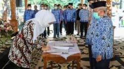 Bupati Purwakarta Lantik Puluhan Pejabat Administrator dan Pengawas, Dua Pejabat Setwan Dapat Promosi