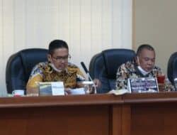 DPRD Purwakarta dan TAPD Pemkab Gelar Rapat Membahas Rancangan KUA-PPAS Tahun 2022